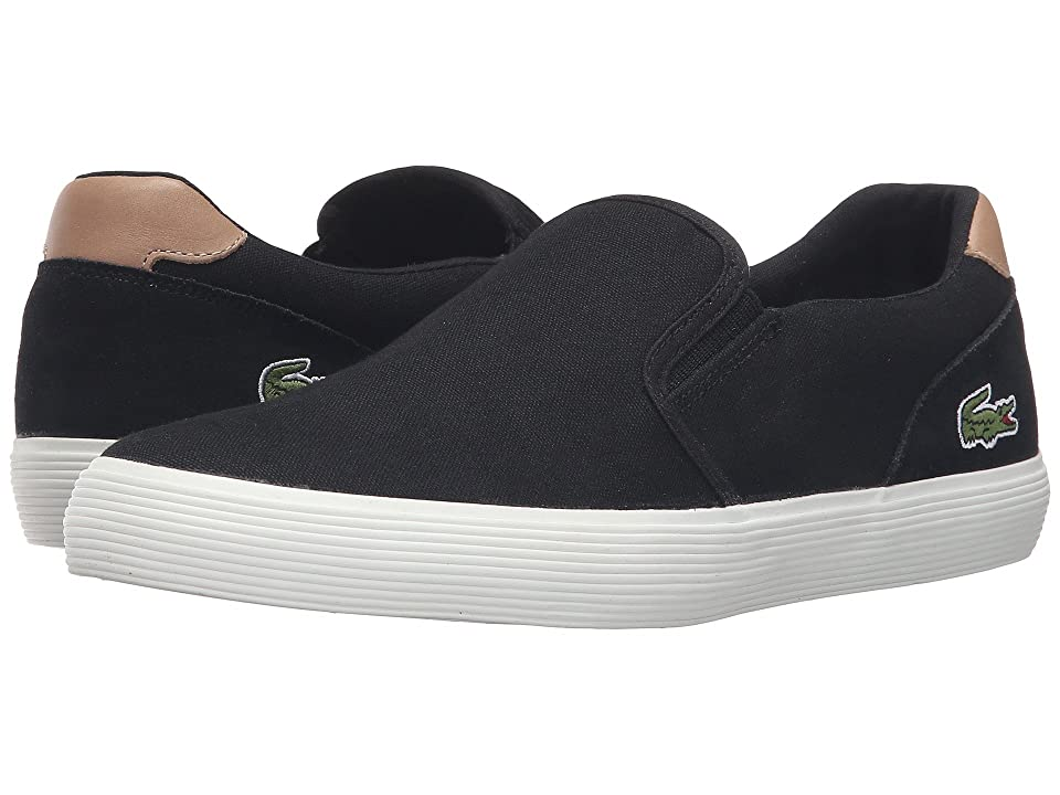 Lacoste Jouer Slip-On 316 1 (Black) Men