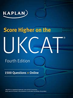 Score Higher on the UKCAT: 1500 Questions with the Book, 3 Mock Exams and Online Question Bank