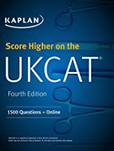 Score Higher on the UKCAT: 1500 Questions with the Book, 3 Mock Exams and Online Question Bank (Kaplan Test Prep)