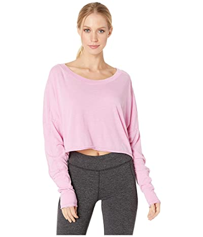 FP Movement Pacific Long Sleeve Solid (Pink) Women