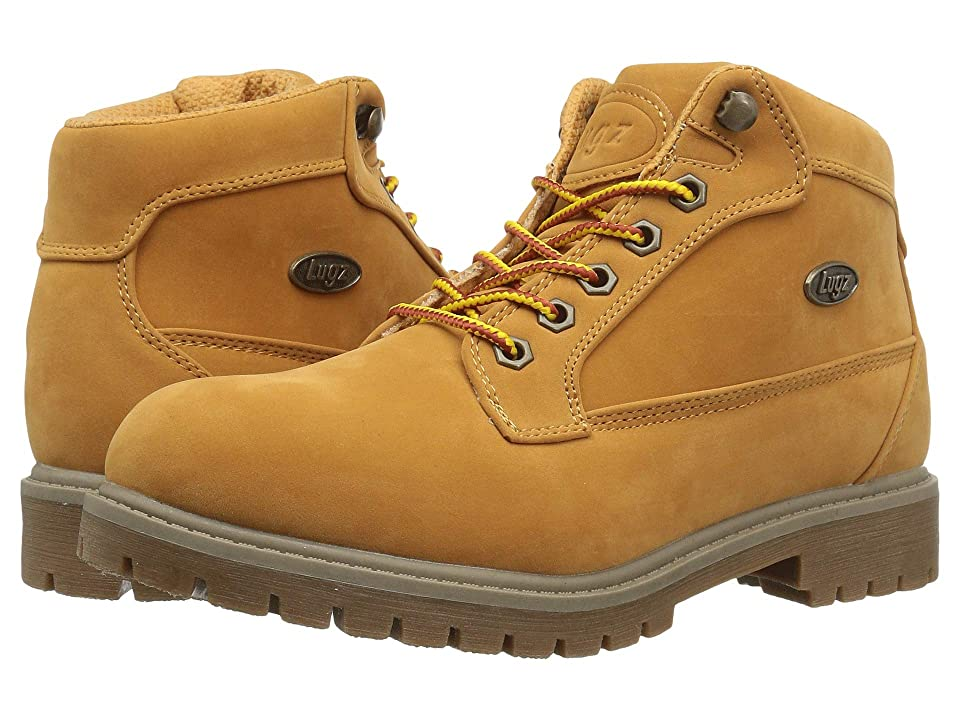 Lugz Mantle Mid (Golden Wheat/Tan/Khaki/Gum) Women
