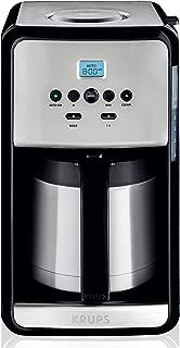 Best krups thermal coffee maker et3530 Reviews