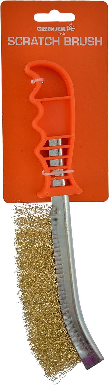 Green Jem HTSBC Brush Scratch Kansas City Translated Mall Orange
