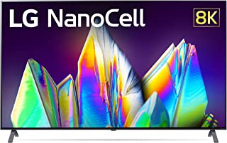 LG 65NANO99UNA Alexa Built-In NanoCell 99 Series 65-inch with Gallery Design 8K Smart UHD NanoCell TV (2020 Model)