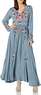 Best embroidered dungaree dress Reviews