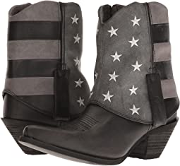 Crush Fold Down Flag Boot