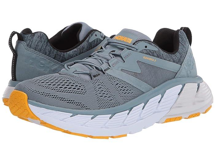 Hoka One One Gaviota 2 (Lead/Anthracite) Men's Running Shoes