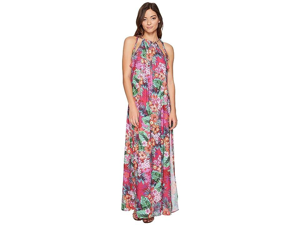 Show Me Your Mumu Rochester Maxi Dress (Aloha Beautiful) Women
