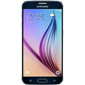 Samsung Galaxy S6, Black Sapphire 32GB (Verizon Wireless)