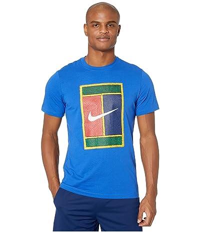 Nike NikeCourt Tee Court (Game Royal) Men