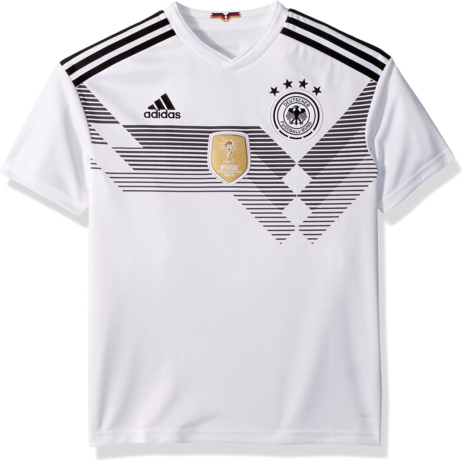 Adidas Germany Home Youth Jersey World Cup Russia 2018