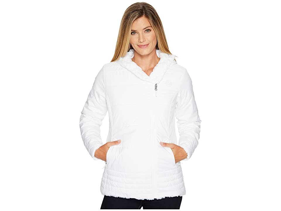 The North Face Mossbud Swirl Parka (TNF White) Women