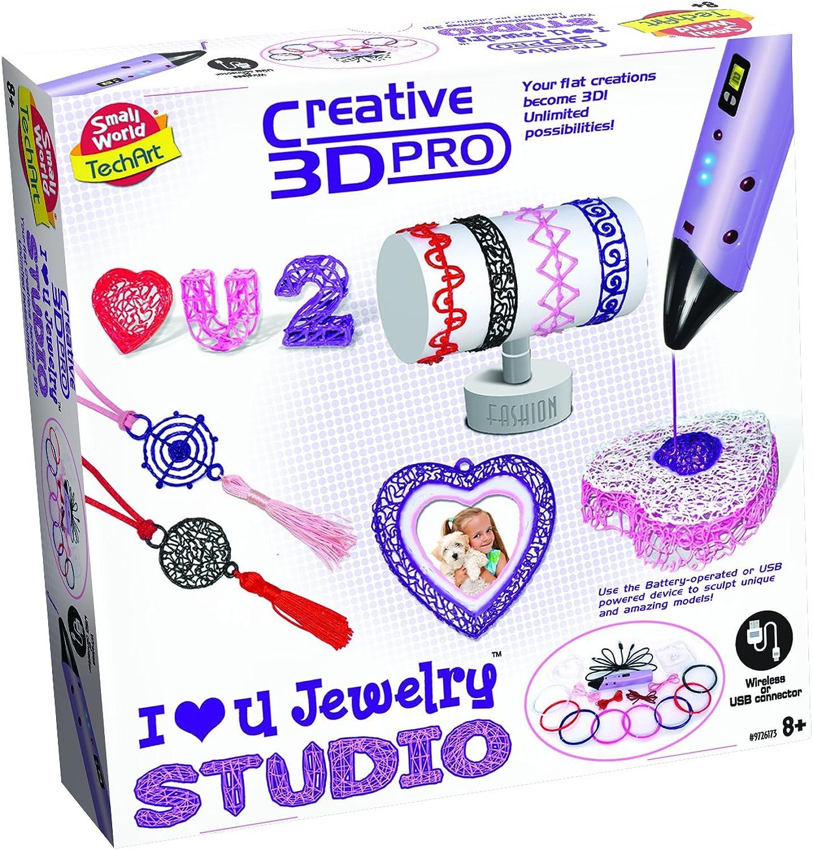 Speelgoed  Jewelery art 3d pen Creative (1 TOYS)