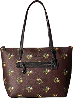 COACH - Taylor Tote in Floral Printed Leather