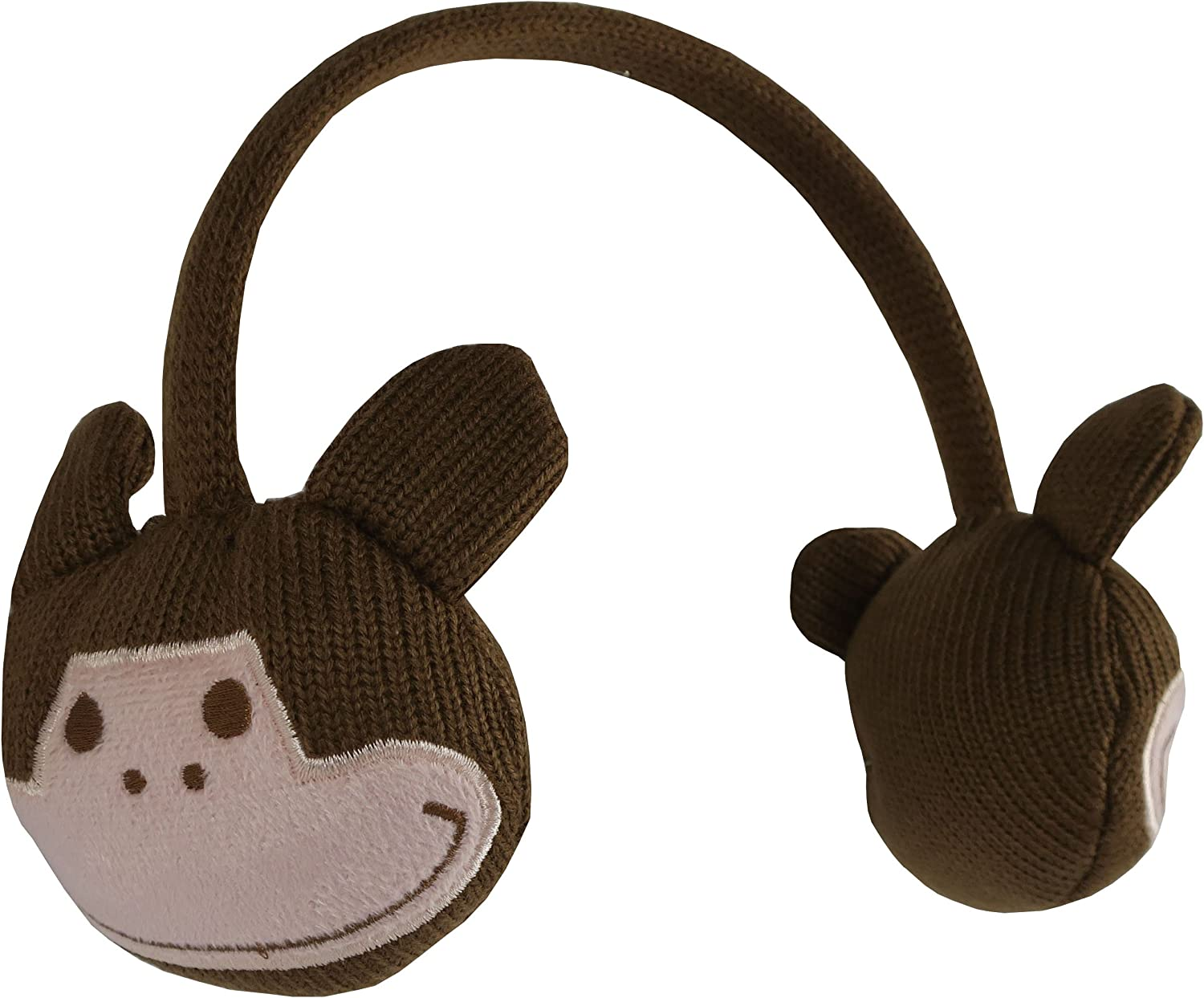 N'Ice Caps Max New color 52% OFF Kids Girls Boys Animal Adjustable Face Earmuff Winter