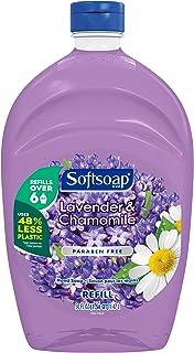 Softsoap - US05258A SOFTSOAP Liquid Hand Soap Refill, Lavender and Chamomile, 50 Ounce Bottle, Bathroom Soap, Bulk Soap, L...