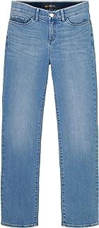 Lee Uniforms Women's Flex Motion Regular Fit Straight Leg Jean