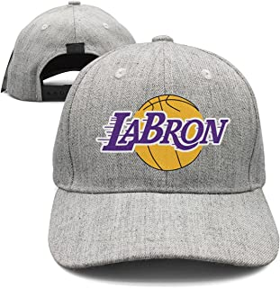 SJSNBZ La-bron-23_Funny_Logo Cool Women Mens Wool Baseball Cap