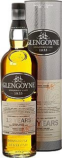 Glengoyne 12 Jahre Single Malt Scotch Whisky mit Geschenkverpackung 1 x 0,7 l