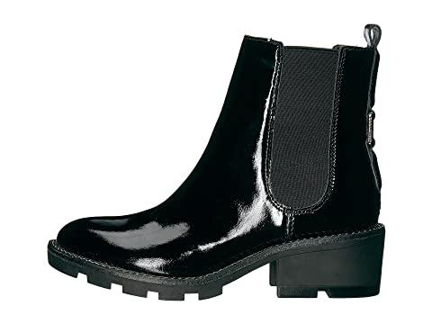 KENDALL + KYLIE Porter Black Multi Patent