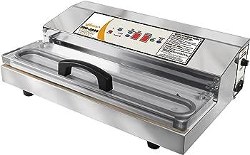 Weston Products 65-0401-W Weston Brands Vaccum Sealer PRO 3000 Stainless Steel, Silver