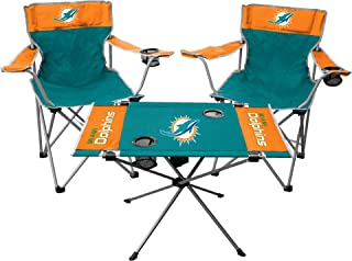 RAWLINGS NFL Miami Dolphins Tailgate Kit, Team Color, One Size
