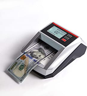 BANC G5800 New Counterfeit Money Detector Machine Bill Counter 2-in-1 with UV MG IR Detection