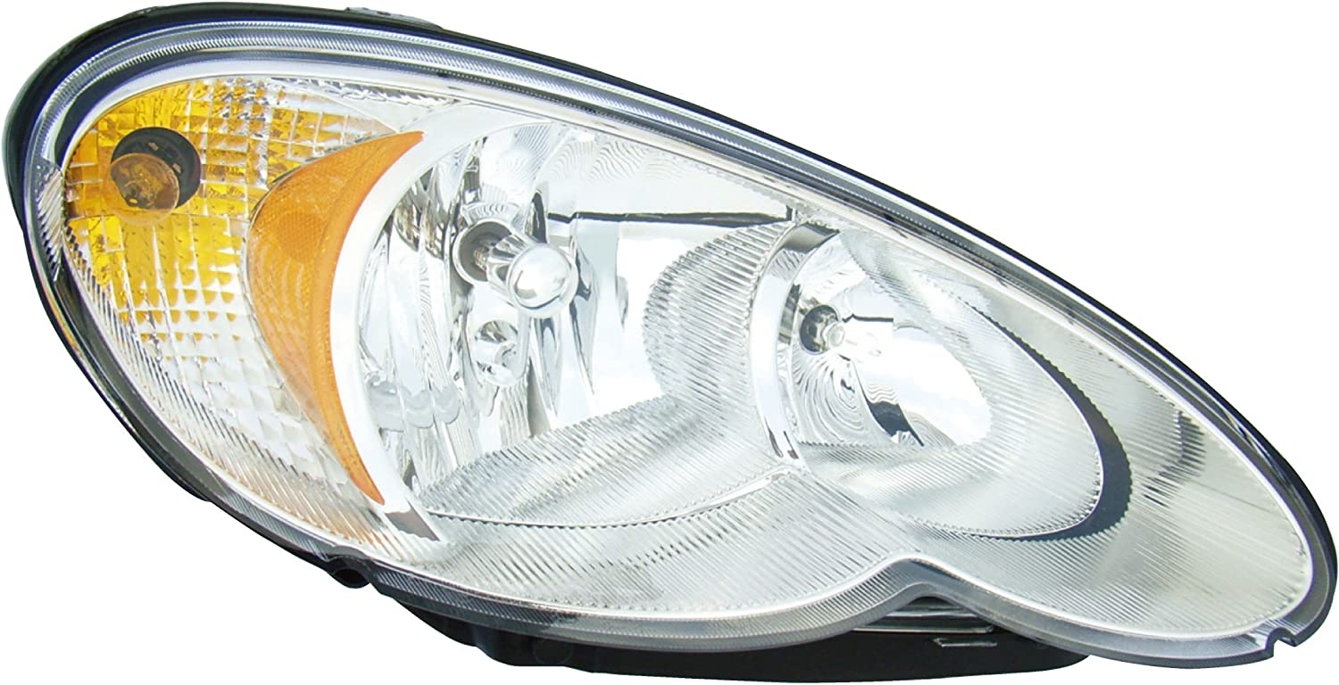 Epic Lighting OE Style Assembly Compatible 贈答品 Headlight Replacement 正規品