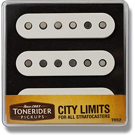 Tonerider TRS2 City Limits Strat pickup set