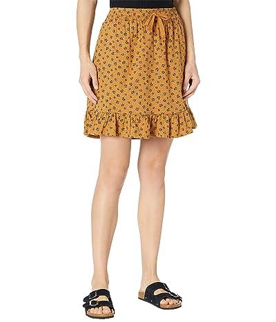 Toad&Co Taj Hemp Ruffle Skirt