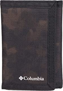 Columbia Tactical RFID Men's Wallet- Sport Fabric Trifold With ID Window And Card Pockets