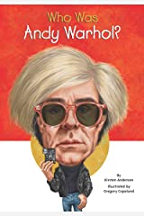 Who Was Andy Warhol? (Who Was?) Kindle Edition