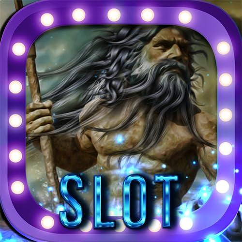 Poseidon Magic Slots Game : Play Offline No Internet Needed! New For 2016