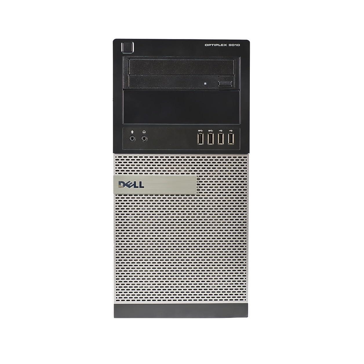 ミサイル教える虚栄心Dell 9010タワー、Core i570、3.4GHz、8GB RAM、2TBハードドライブ、DVDRW、Windows 10 Pro 64bit (更新済み)。