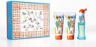 Moschino Cheap And Chic I Love Love Eau De Toilette Spray 50ml Set 3 Pieces 2020