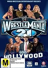 WWE Wrestlemania 21 [Wrestlemania XX1] DVD [Goes Hollywood] [3 Discs]