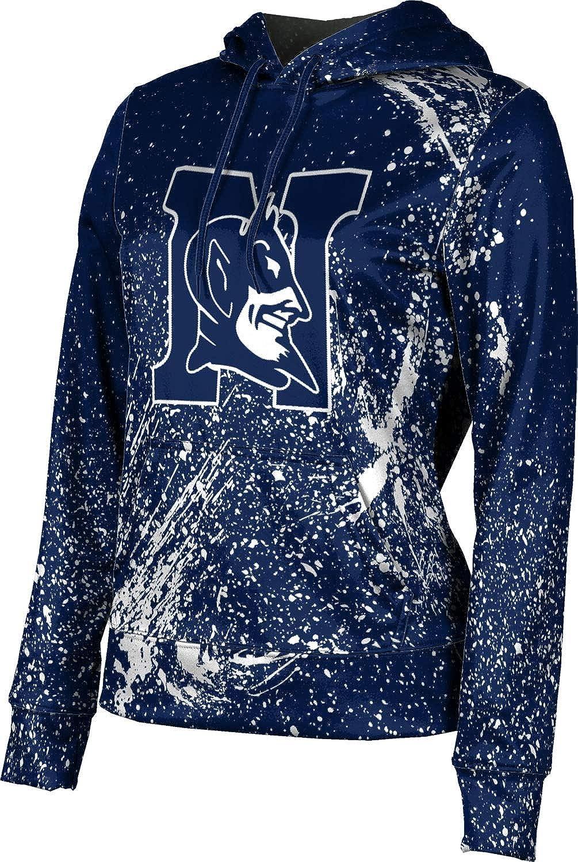ProSphere Norcross High School Girls' Pullover Hoodie, School Spirit Sweatshirt (Splatter)