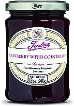 Tiptree Cranberry & Cointreau Preserve, 12 Ounce Jar