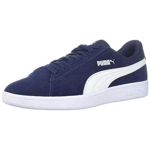 big sale 3c4fc 15784 PUMA Men s Smash V2 Sneaker