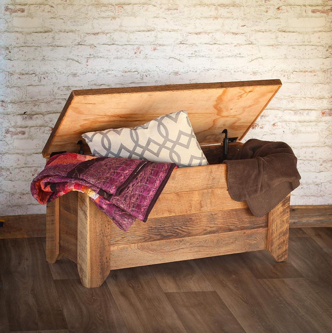 Blanket Chest/Storage Trunk - 37x17x18