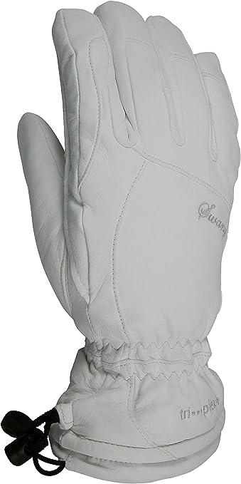Swany Womens La Posh Leather Gloves