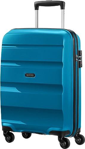 American Tourister Bon Air Spinner Bagage à Main, 55 cm, 31,5 L, Bleu (Seaport Blue)
