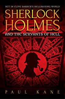 Sherlock Holmes and the Servants of Hell (1)