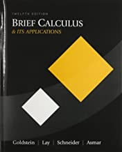 Brief Calculus & Its Applications with Student Solutions Manual (12th Edition)