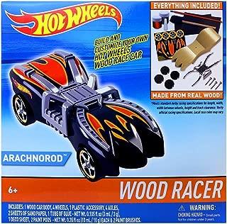 Tara Toys Hot Wheels Wood Racer Arachnorod Vehicle, One Size