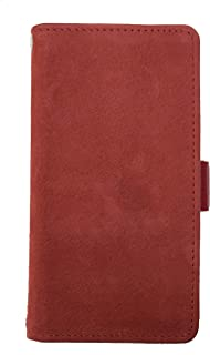 【Yoco Joy】 OPPO R15 Neo SIMフリー専用本革 レザー ケース カバー 手帳型 横 2つ折り 通販 ブランド 保護フィルム付き!鏡付き