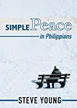 SIMPLE Peace in Philippians (SIMPLE Way Series)