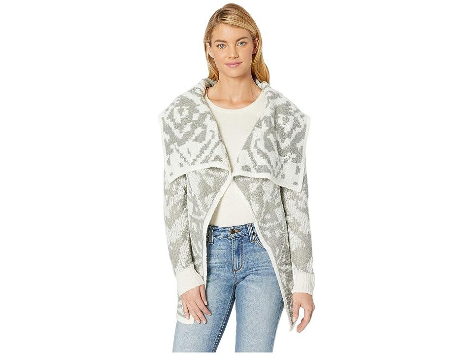 Prana Alberta Reversible Sweater (Bone) Women