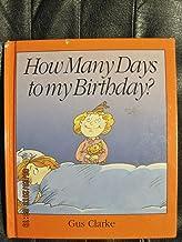 How Many Days to My Birthday?