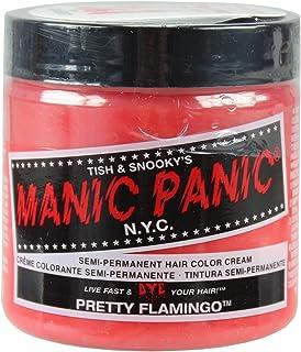 Manic Panic High Voltage Classic Cream Formula Colour Hair Dye (Pretty Flamingo)